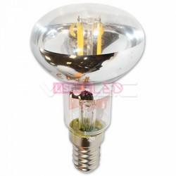 Lâmp.R50/4W/40W/320Lm/2700K/Filam./E14-V-TAC-4310