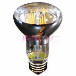 6W Lâmpada R63 E27 Branco Quente 550Lm - 8954311