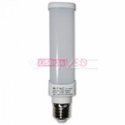 6W Lâmpada PL E27 Branco Quente 120º 480Lm - 8954373