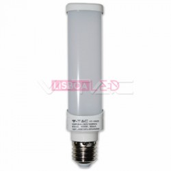 10W Lâmpada PL E27 Branco Quente 120º 850Lm - 8954375