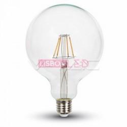 Lamp/G125/E27/10W/75W/1055Lm/2700K/V-TAC-4422