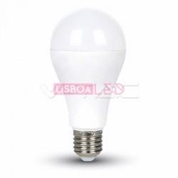 Lamp/A65/Opal/E27/17W/125W/1800Lm/6400K/V-TAC-4458
