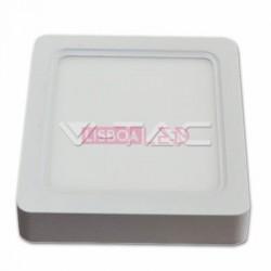 15W Painel Saliente Quadrado Branco Frio 120º 1350Lm - 8954806
