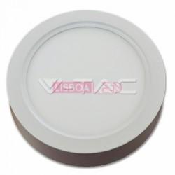 15W Painel Saliente Redondo Branco Quente 120º 1350Lm - 8954811
