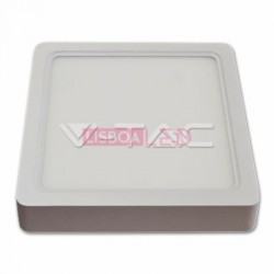 22W Painel Saliente Quadrado Branco Frio 120º 1980Lm - 8954812