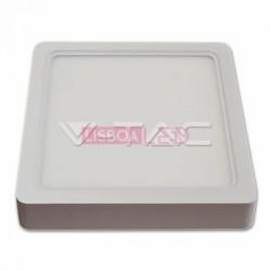 22W Painel Saliente Quadrado Branco Quente 120º 1980Lm - 8954814