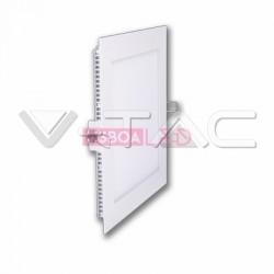 Painel/Quad/Br/18W/72W/1500Lm/6000K/Driv/Incl/V-TAC-4871