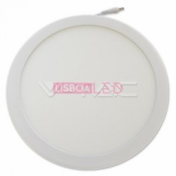 DOWNLIGHT LED EMBUTIR 24W 3000K V-TAC 4872