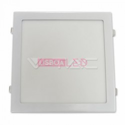 Painel Quad/Br/24W/100W/2400Lm/4500k/Driv.Incl/V-TAC-4888