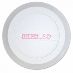 6W+2W Painel TwinLed Saliente Branco Quente 560Lm - 8954890
