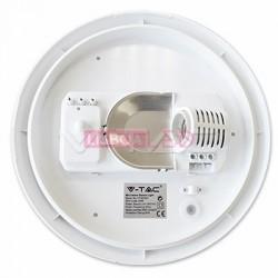 Plafon c/ sensor 360º Máx: 1x60W IP66 - 8954966
