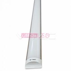 Armadura compacta LED 40W 120cm Luz Fria 3200Lm SLIM - 8954995