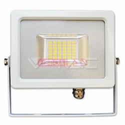20W Projector SLIM SMD Branco 120º Branco Neutro 1600Lm - 8955677