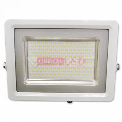 100W Projector SLIM SMD Branco 120º - Branco Frio 8000Lm - 8955687