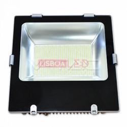 500W Projector PREMIUM SMD Preto Branco Frio 120º 40000Lm - 8955696