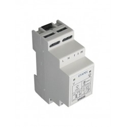 CONTACTOR BIP COMANDO MAN 2NA 230V~ 20A 550202MA - 550202MA