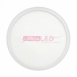 36W Painel Saliente Redondo Branco Neutro 120º 2880Lm - 8956092