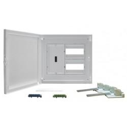 INTERIOR E PORTA P/QUAD EMBEB 16 MOD(2X8)+DCP 600162KB - 600162KB