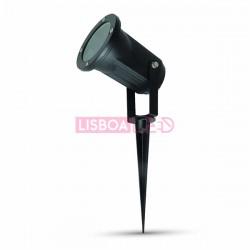 Projetor de jardim para lâmpada GU10 SPIKE b IP44 - 8957517