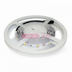 Fita/Led/c/5Mt/4,8W/500Lm/m/6000K/IP20/V-TAC-2133