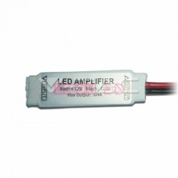 Mini Amplificador para fita de LED RGB 5050 144W - 8953018
