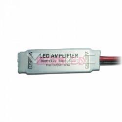 Mini Amplificador para fita de LED RGB 5050 144W - 8953018