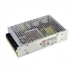 Fonte de alimentação industrial 12VDC 8.0A 102W - Mean Well - RS-100-12
