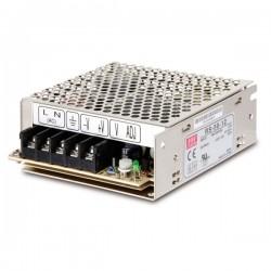 Fonte de alimentação industrial 12VDC 4,2A 50W - Mean Well - RS-50-12
