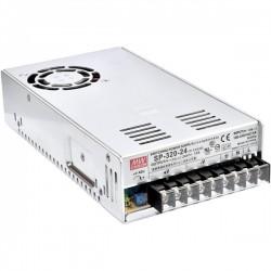 Fonte de alim. industrial 24VDC 13.0A 312W - Mean Well - SP-320-24