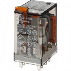 RELE 55.32 10A 2CT 230V AC - 553282300040