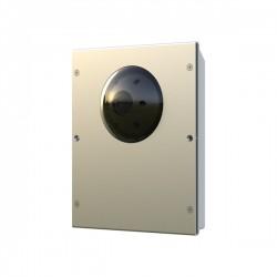 Módulo-telecâmara a cores, acab. Alumínio - AT-VX-8830/DN/A