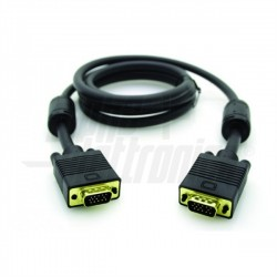 CABO VGA MACHO HD 15P/ MACHO HD 15P 10MT - 95-525/10B