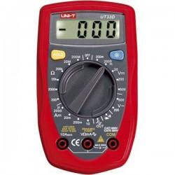 Multímetro de bolso digital - Uni-T UT33D - 096-1593