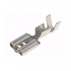 TERMINAL FAST-ON INOX FEMEA 2,5X6,3 - TO00230