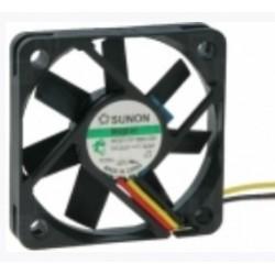 VENT. 50x50x10mm 12VDC 1.32W 3fios Sunon ME50101V1-000U-G99 - 048-0083