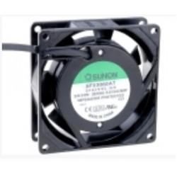 Ventoinha 80x80x25mm, 230VAC, 2 fios, SUNON - 048-0041