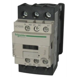 CONT 3P+NA+NF 11KW 230V - LC1D25P7