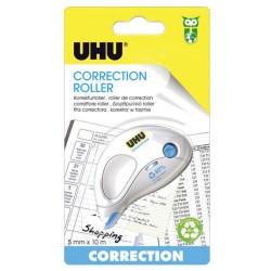UHU Fita Correctora 5mm x 10m 50365 - 560176050365