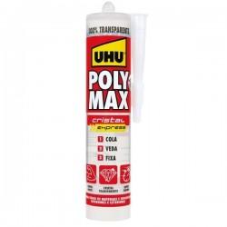 UHU Poly Max® Cristal Express 100% Transparente 300g 36800 - 560176036800