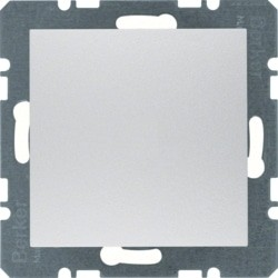 S. 1/B. X - ESPELHO CEGO, ALUM. MATE 10091404 - 10091404