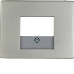 K. 1/K. 5 - ESP. CENTRO USB/ALTIF, INOX 10357004 - 10357004