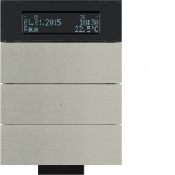 B. IQ - BP KNX IV 3 TEC+TERMOST, INOX 75663693