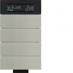 B. IQ - BP KNX IV 4 TEC+TERMOST, INOX 75664693 - 75664693