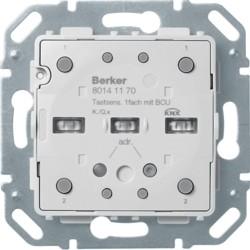 BP KNX Q. X/K. X EASY 1 TECLA COM BCU 80141170 - 80141170