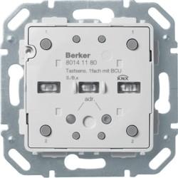 BP KNX S. X/B. X EASY 1 TECLA COM BCU 80141180 - 80141180