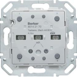 BP KNX Q. X/K. X EASY 2 TECLAS COM BCU 80142170 - 80142170