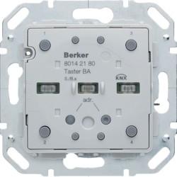 BP KNX S. X/BX. EASY 2 TECLAS COM BCU 80142180 - 80142180