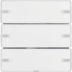 BP KNX Q. X 3 TECLAS EASY P-ETIQ, BR 80143329 - 80143329