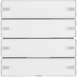 BP KNX Q. X 4 TECLAS EASY P-ETIQ, BR 80144329 - 80144329