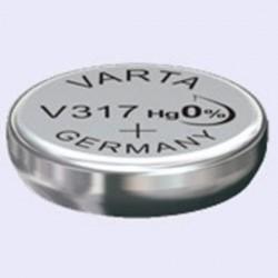 PILHA VARTA RELOJOARIA V317/SR62 - 900317